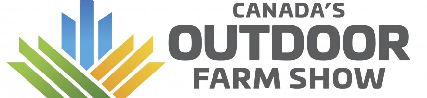 Come Visit Us at the 2019 Canada's Outdoor Farm Show!